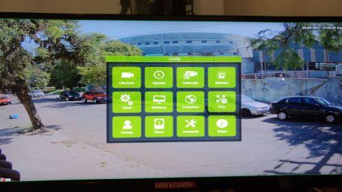 Análise HVR Giga Open HD 16 CH ( atualizado)