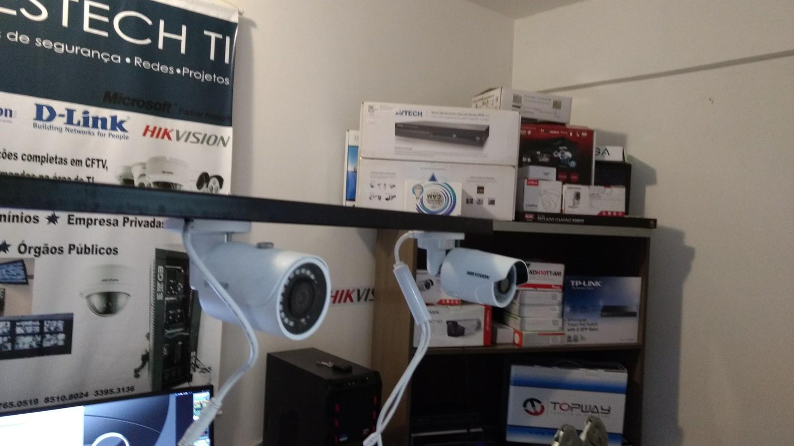 Dicas úteis para projetos com câmeras IP