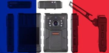 Polícia nacional Francesa adota câmeras 10400 Câmeras Body Hikvision